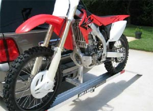 Foot Peg Holder Dirt Bike Carrier
