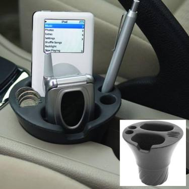 iCup Cell Phone & iPod Cup Holder Organizer