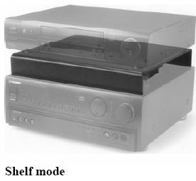 Electronic Component Cooling Shelf