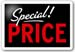 Limited Special Price Discount