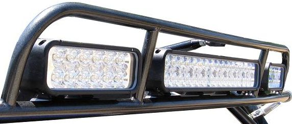 Low Current 12 / 24 Volt Xtreme High Intensity LED Bar