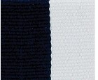 Ribbon Color: #2 24 Navy Blue/White