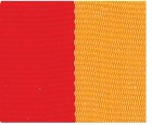 Ribbon Color: #2 31 Red/Gold