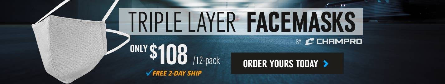 Triple Layer Facemasks - Order Yours Today
