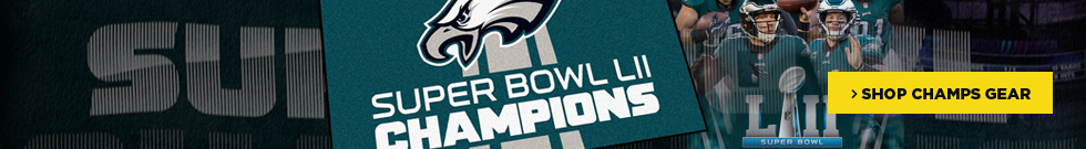 Eagles Super Bowl LII Champs Gear! - Shop Now