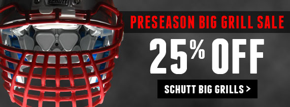 Preseason Big Grill Sale - 25% Off all Big Grills