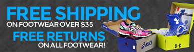 Free Shipping on footwear over $35 - Free Returns on all footwear