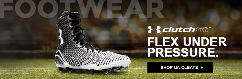 Under Armour ClutchFit - Shop UA Cleats