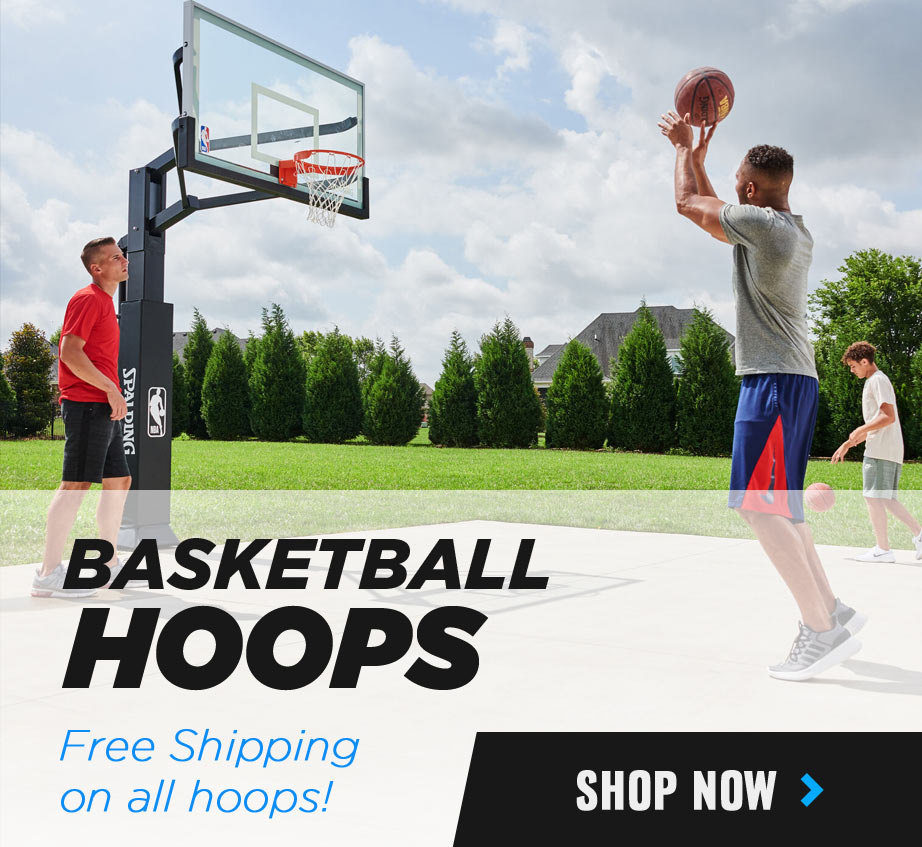 Basketball Hoops - Free Shipping