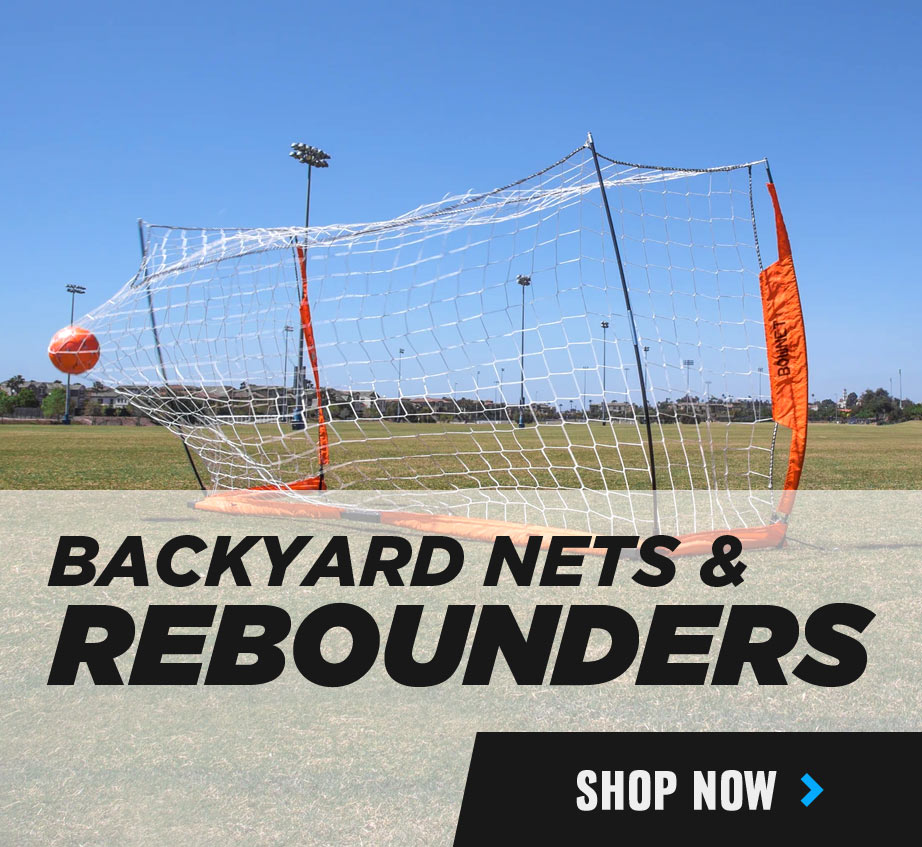 Backyard Nets and Rebounders