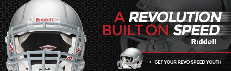 Riddell Revo Speed Helmet