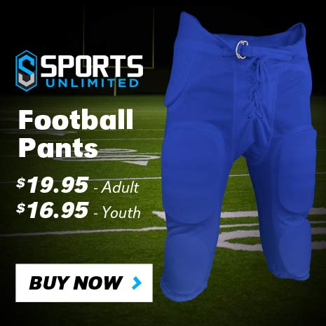 Sports Unlimited Football Pants