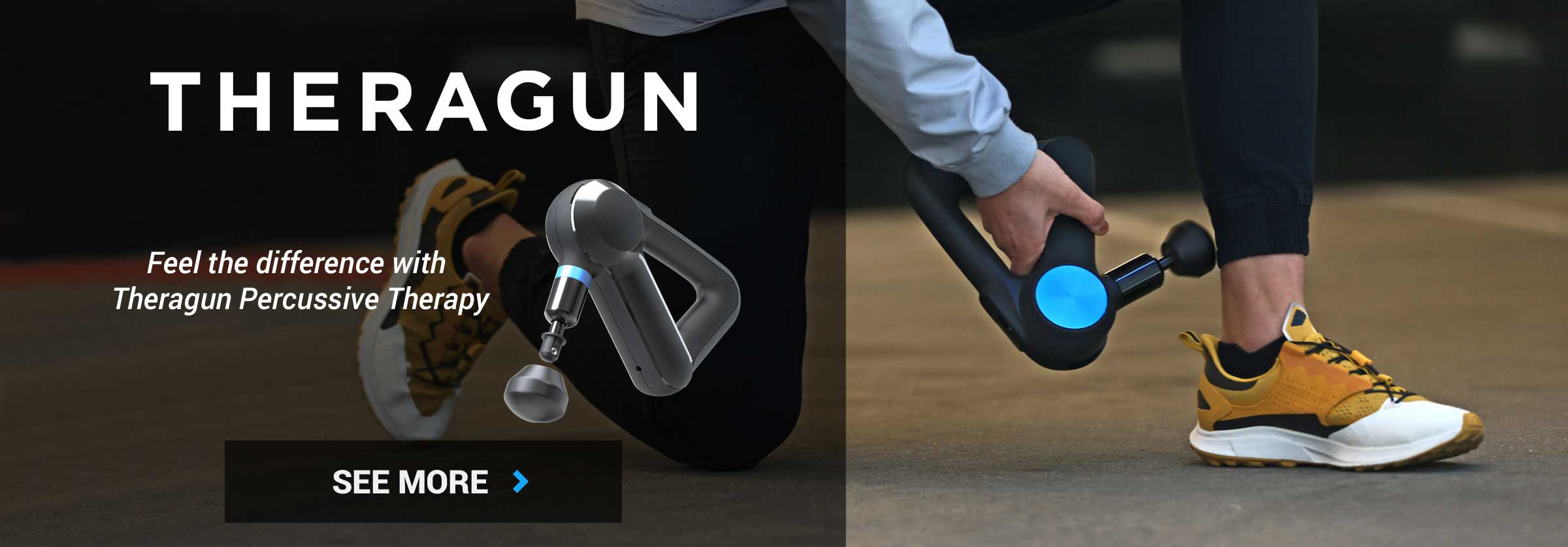 Theragun - Massage reinvented - Shop Now