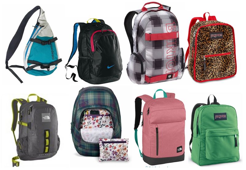 Backpack Styles