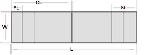 Standard Bocce Court Dimensions