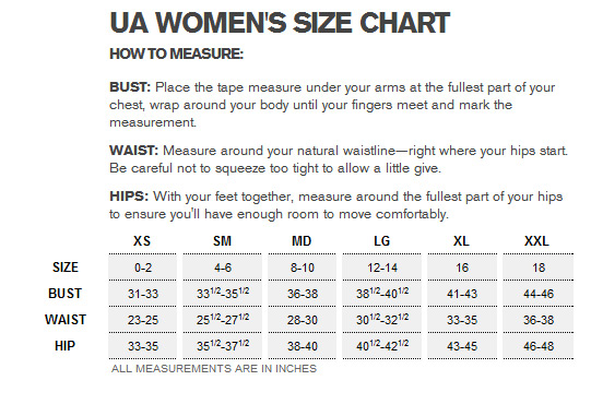 e4f054fc2f5 Cheap ua size chart Buy Online  OFF77% Discounted