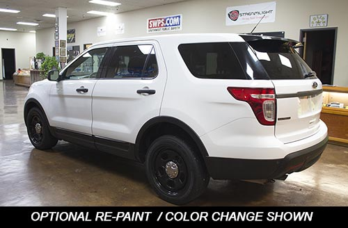 Ford Interceptor For Sale >> 2014 Ford Police Interceptor Utility - For Sale - 71,000