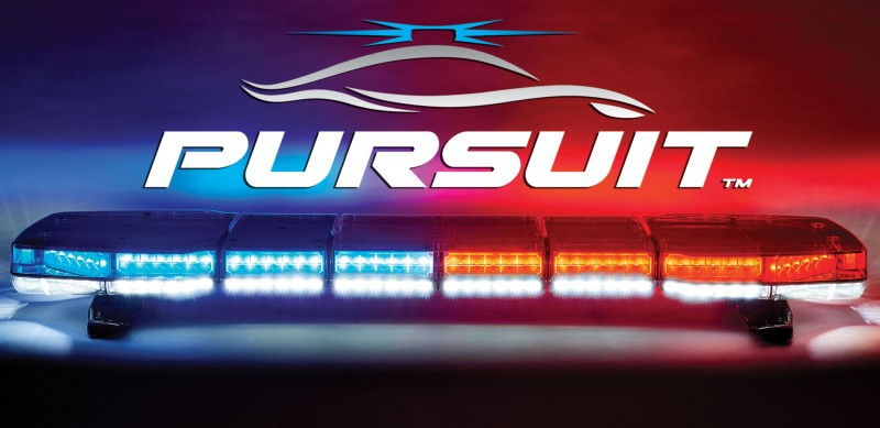 Code3 Pursuit Lightbar