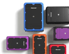 Pelican Luggage Colors