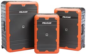 Pelican Luggage Sizes