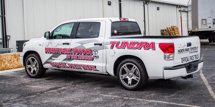 Toyota Tundra TRD Pace Truck