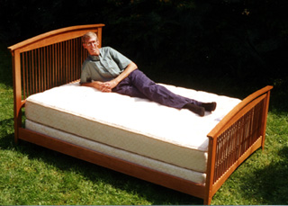 Extra Long Beds 80, 84, 90 and some 96 inches long!