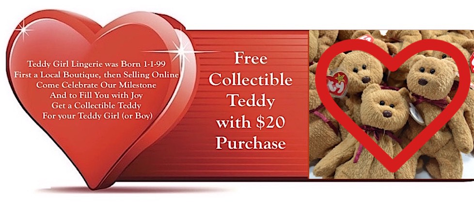 Teddy Girl Give Away