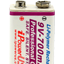 9V rechargeable batteries
