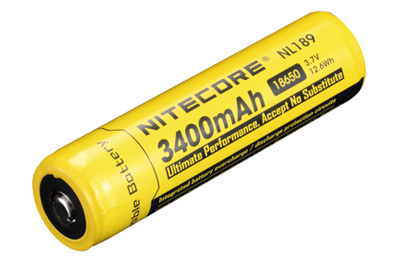 Nitecore Battery