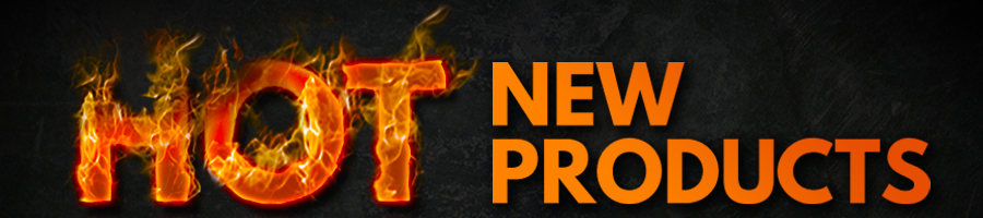 Hot New Products Banner