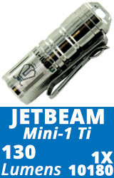 Jetbeam Mini-1 Ti