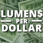 Most Lumens Per Dollar Flashlights