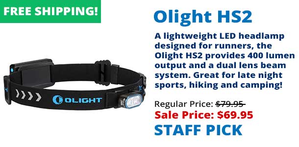 Olight HS2 LED Headlamp