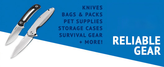 Ruike Knives Gear Banner