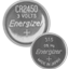 Energizer Coin Cell Batteries