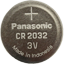 pansonic coin cell filter button