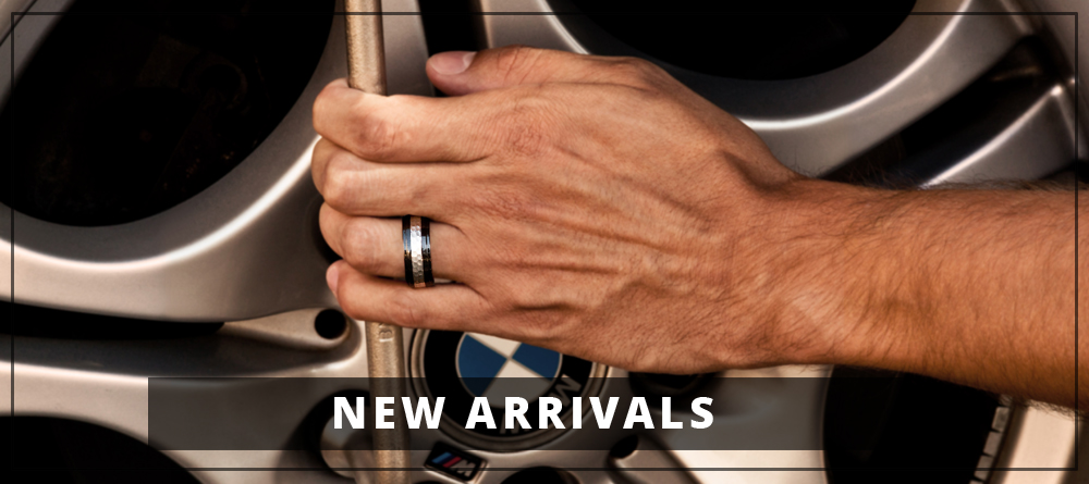 New Arrivals - Mens Modern Jewelry