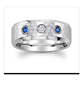 Customize your ring - choose your stones and metal