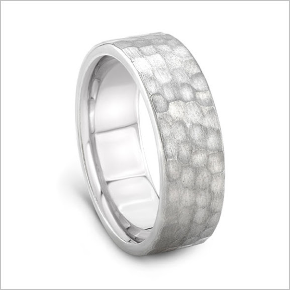 A Palladium 500 Men S Wedding Band By J R Yates
