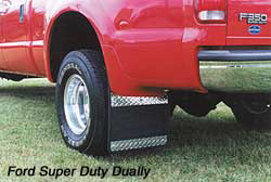 Dually Mud Flaps and Splash Guards