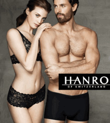 Hanro Collections at Underwear Options