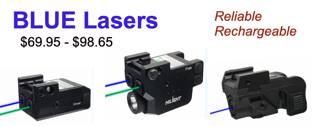 Blue Lasers