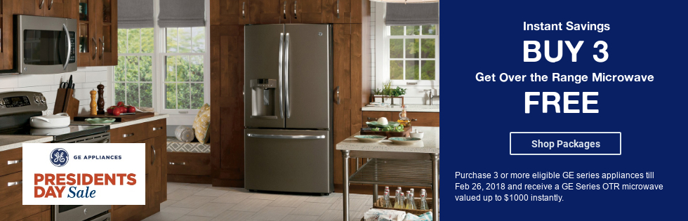 Shop GE Appliance Packages