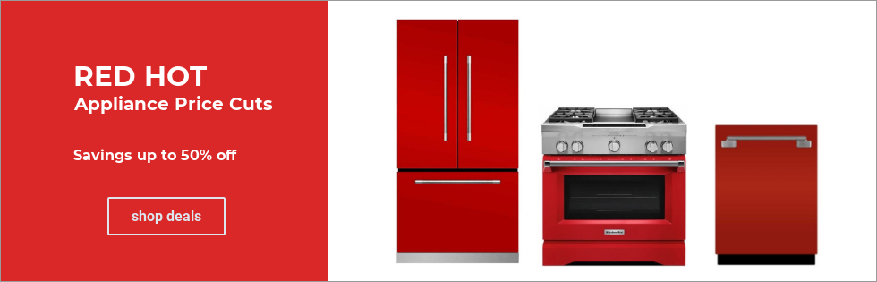 Shop Huge Appliance Price Cuts