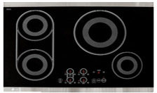 pic of induction electric cooktop