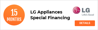 LG Appliance Finance Offer