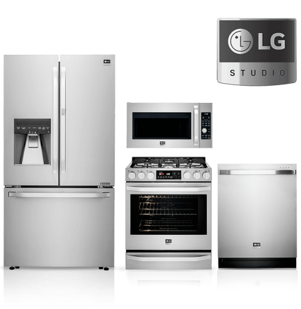 LG Studio Appliances