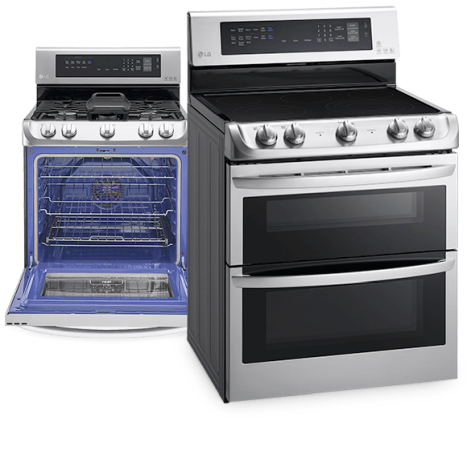LG Ranges and Ovens