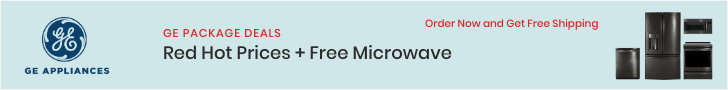 GE Packages With Free Microwave
