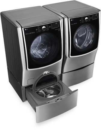 LG Washers and Dryers